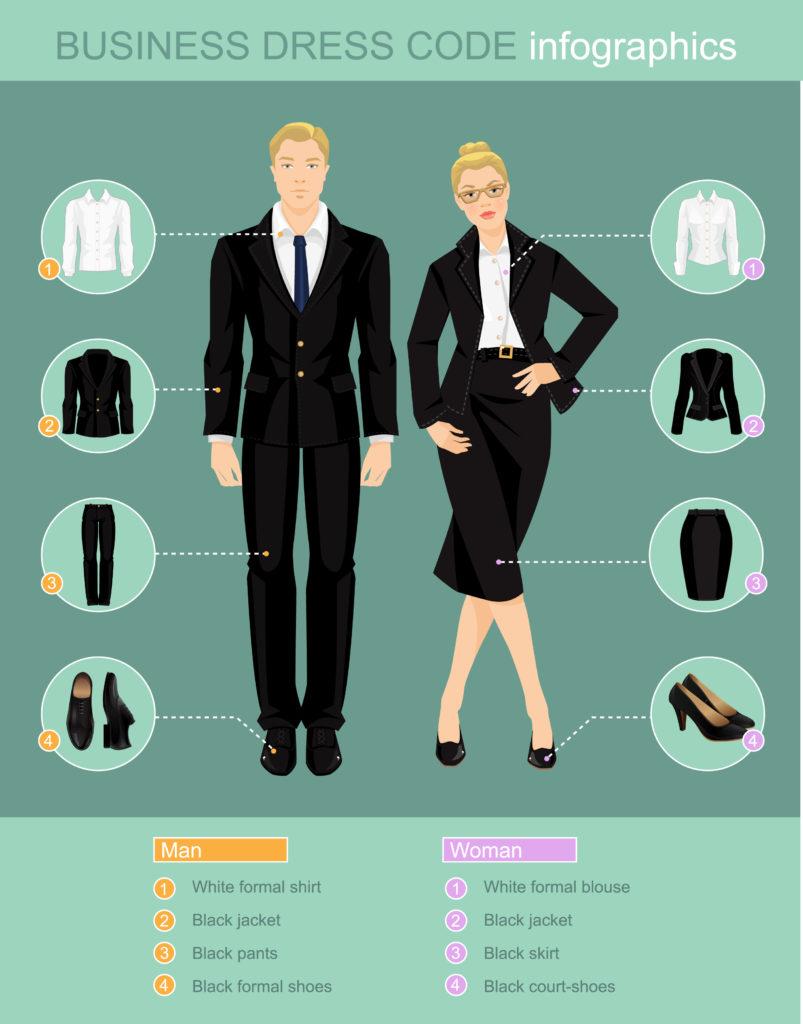 9c6edbdad50 Cómo vestir para una entrevista de trabajo para auxiliar de vuelo ...